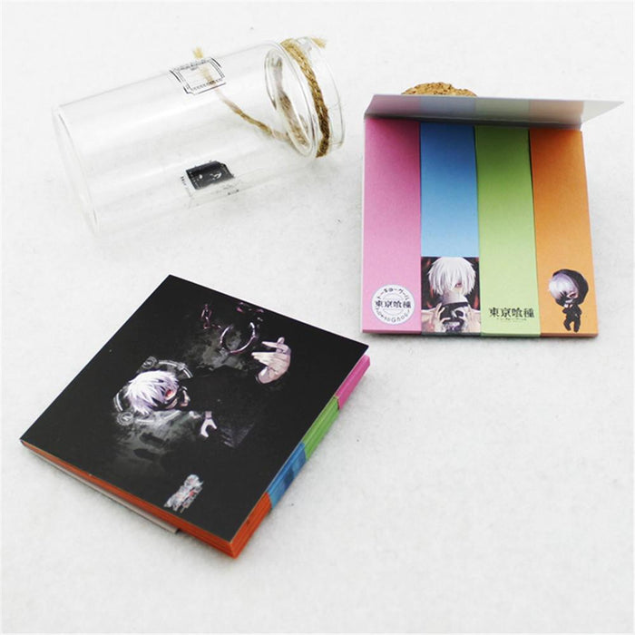 Fantasy Horror Tokyo Ghoul Japan Official Anime Colorful Sticky Notes - Konoha Stuff