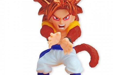 Gogeta Big Bang Kamehameha Smartphone 3D Animated Hologram Kit