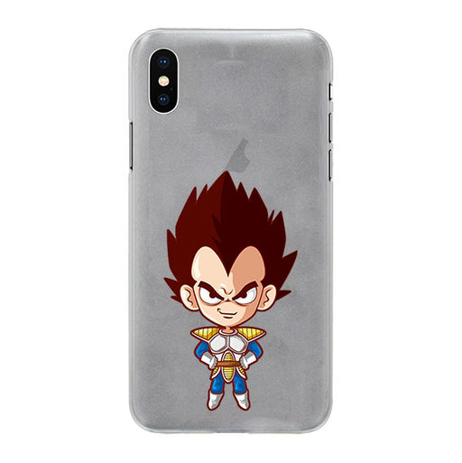 1a5e483ad3d0 Cute Proud Vegeta Saiyan Prince Character Back Cover for iPhone 6 6s Plus