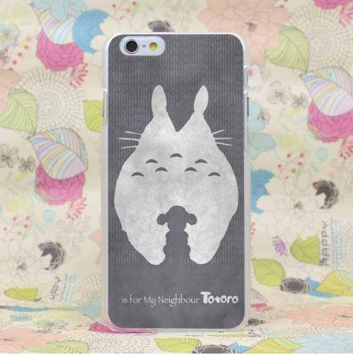 My Neighbor Totoro Mei Simple Iconic Design iPhone 4 5 6 7 Plus Case