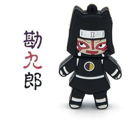 Naruto Kankuro Cute USB 2.0 Flash Drive 4GB 8GB 16GB 32GB - Konoha Stuff