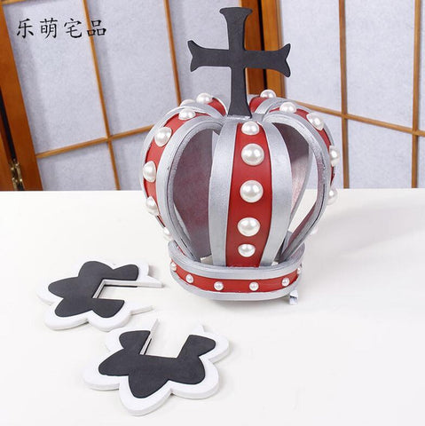 One Piece Ghost Princess Perona Cosplay Crowd Trendy Design Anime Hat - Konoha Stuff - 1