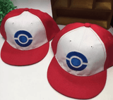 Pokemon GO Trainers Ball Symbol Hip Hop Hat Cap Snapback - Konoha Stuff - 1