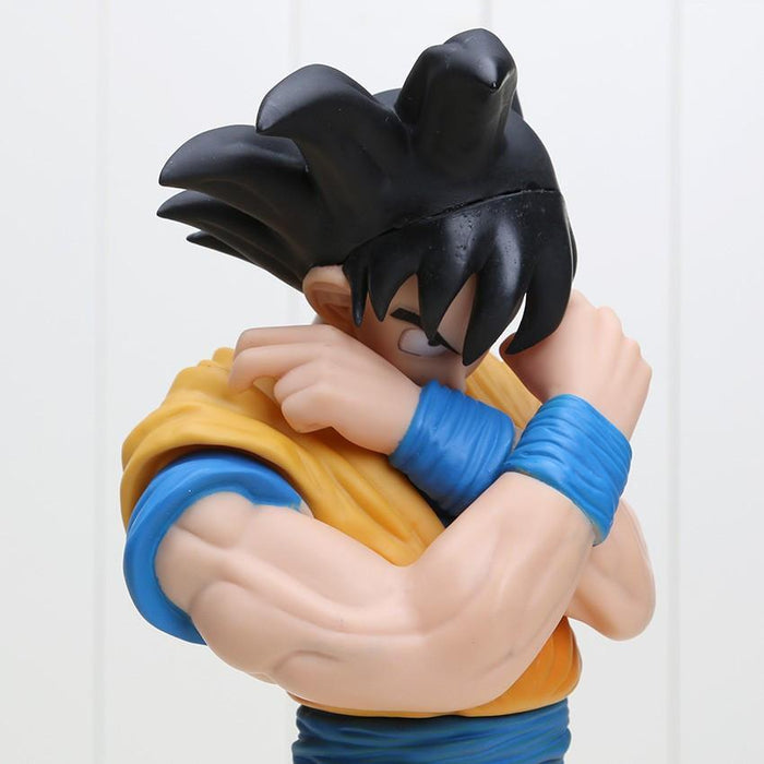 Super Big Goku Dragon Ball Vinyl Home Decoration Action Figure - Saiyan Stuff - 4