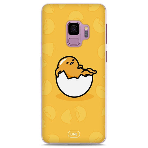 Gudetama Lazy Egg Chair Yellow Samsung Galaxy Note S Series Case