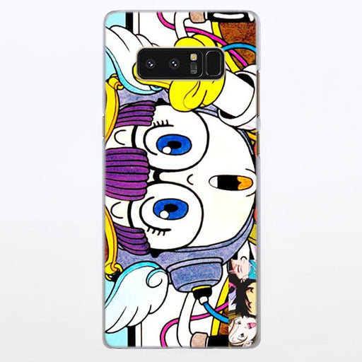 Dr. Stump Arale-Chan Close Up Samsung Galaxy Note S Series Case