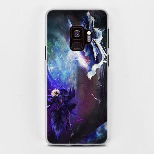 Fate/Stay Night Saber Alter Vs Saber Samsung Galaxy Note S Case