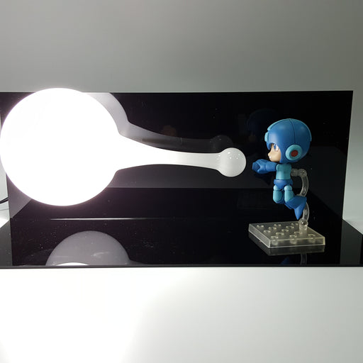 Chibi Mega Man Rockman Capcom Proto Strike DIY 3D Light Lamp