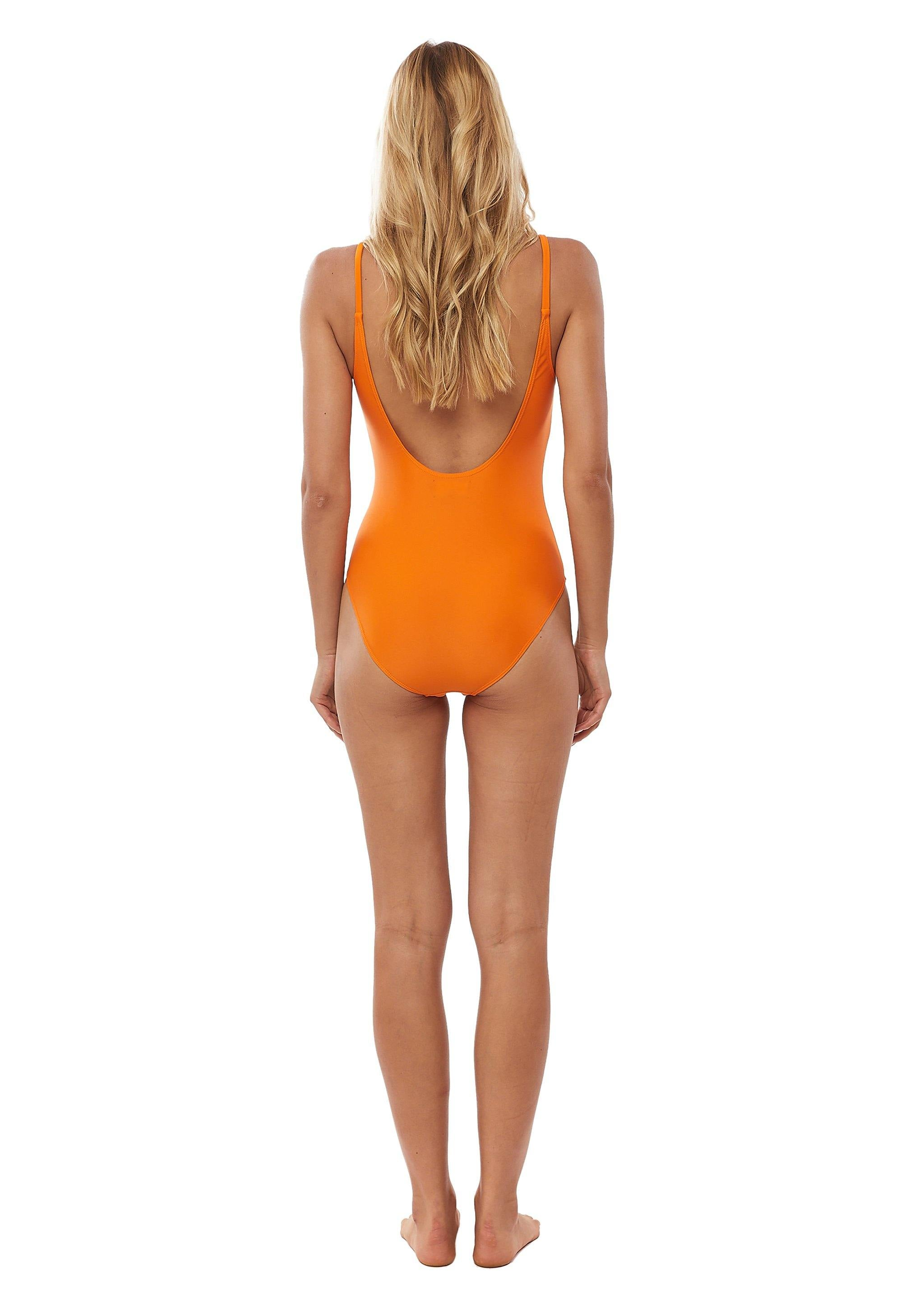 Hand-beaded one piece swimsuit - House of Mua Mua