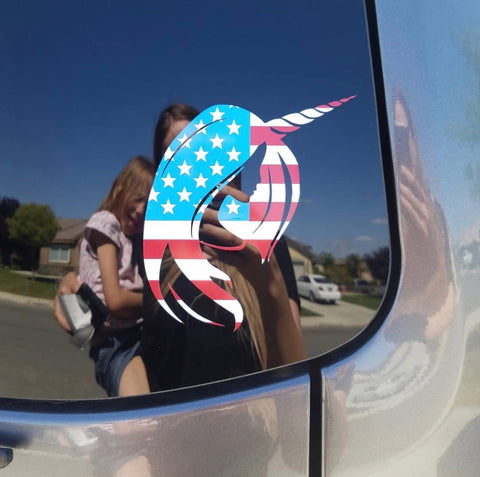 Limited Edition Car Decal