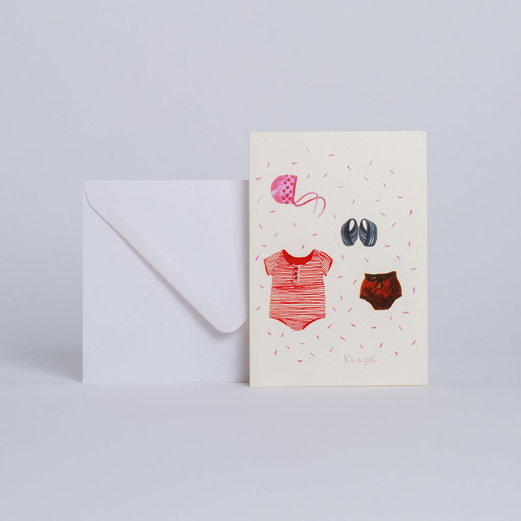 *IT'S A GIRL* Season Paper collection - Lili Pepper