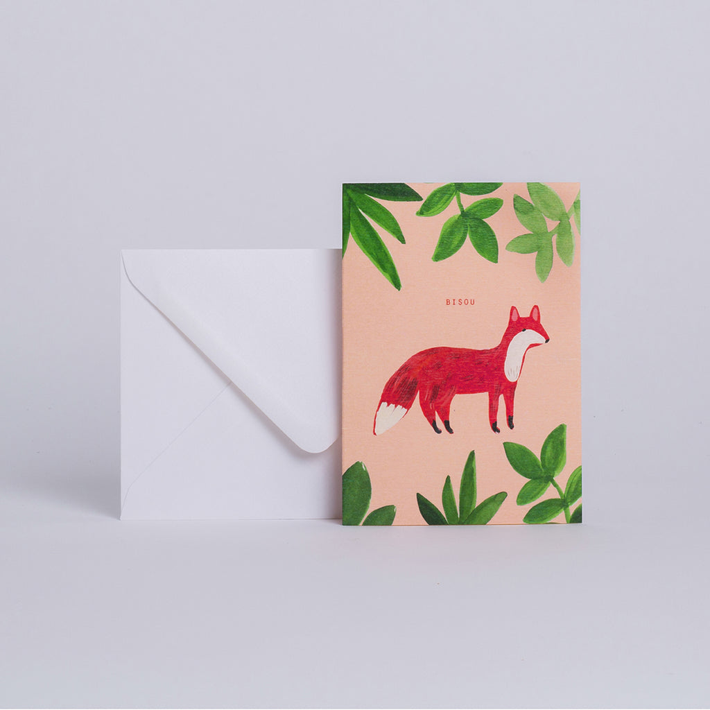 *PETIT RENARD* Season Paper collection