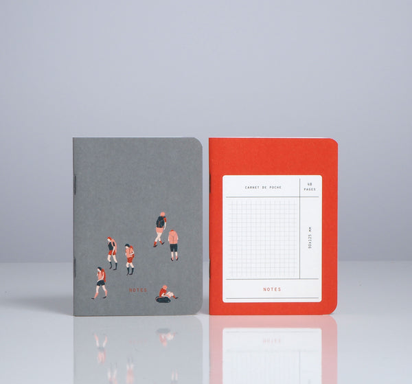 *RANDONNEURS* Season Paper collection - Lili Pepper