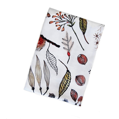 Tea towel *My Autumn