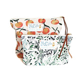*My Clementine* Organic Cotton Pouch - Lili Pepper