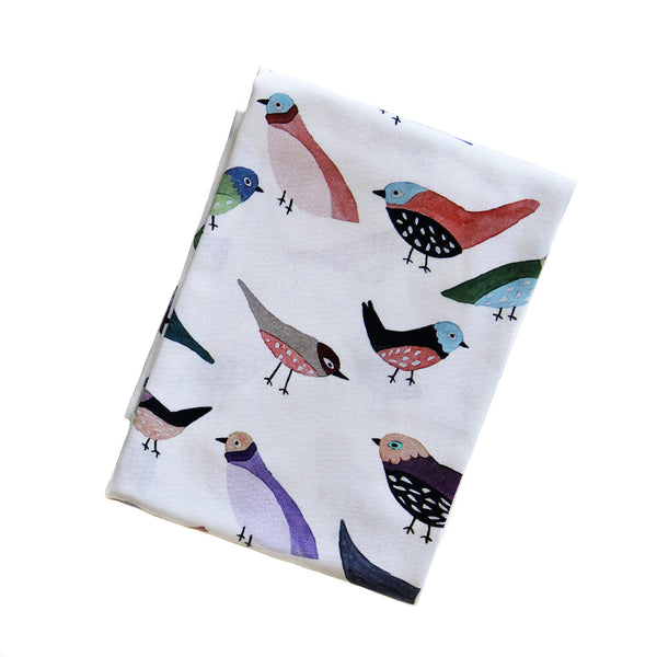 Tea towel *BIRDS from na'is