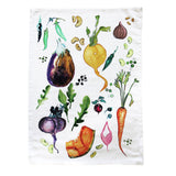Tea towel *VEGETABLES from na'is
