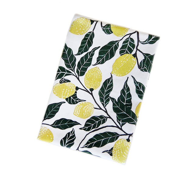 Tea towel *LEMON from na'is