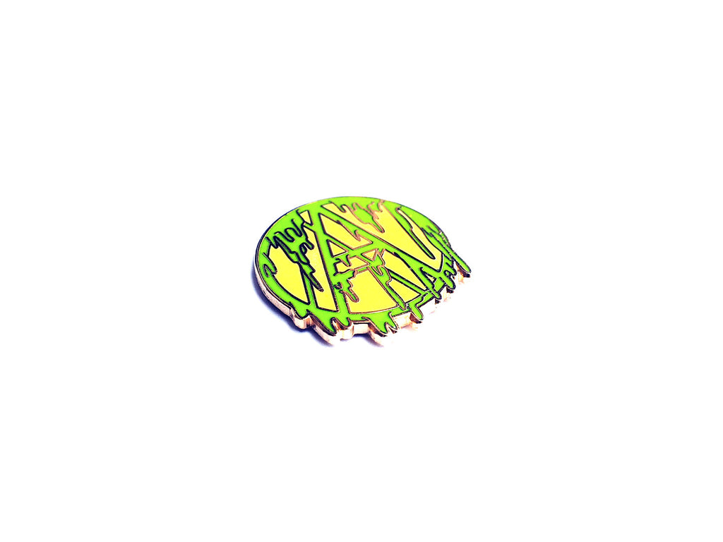 Slimy 'A' Pin