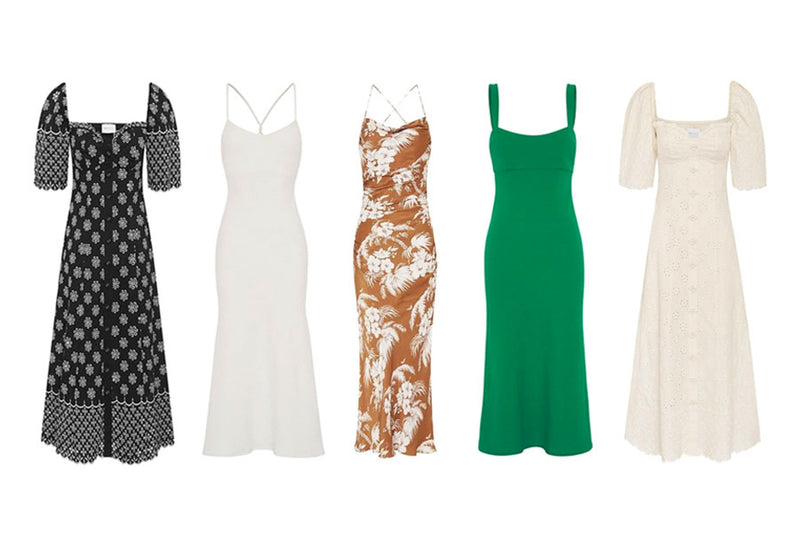 Say YES to a Midi Dress!