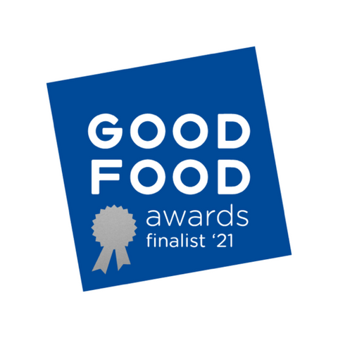 Good Food Awards Finalist 2021