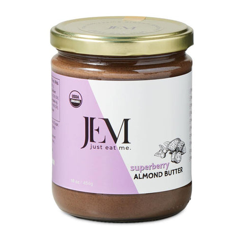 Superberry Almond Butter 16 oz