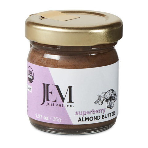 Superberry Almond Butter 1.25 oz