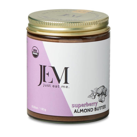 Superberry Almond Butter 6 oz