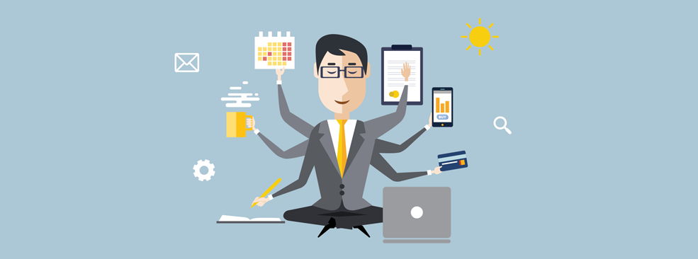 5 Tips for Higher Productivity
