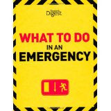 What to Do in an Emergency.