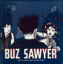 Buz Sawyer: v. 2: Sultry's Tiger