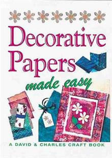 Decorative Papers Made Easy