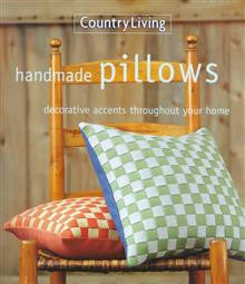 Country Living Handmade Pillows