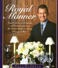In the Royal Manner: Butler to Diana