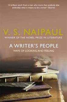 Naipaul: Writer's People