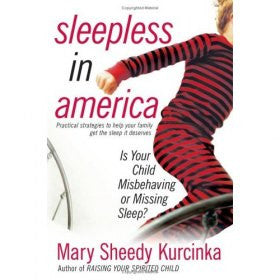 Sleepless in America: Is Your Child Misbehaving or Missing Sleep