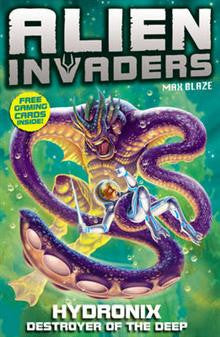 Alien Invaders 4: Hydronix