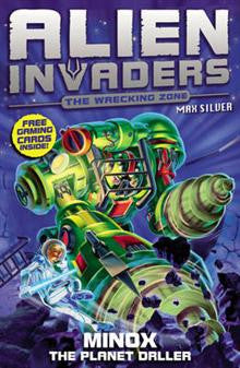 Alien Invaders: Minox: Planet Driller