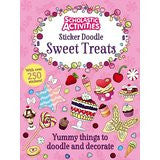 Sticker Doodle Sweet Treats (Scholastic Activities)