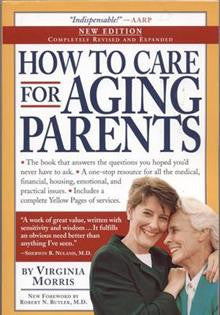 How to Care for Aging Parents