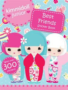 Kimmidoll Junior: Best Friends Sticker Book