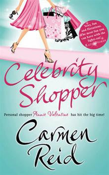 Celebrity Shopper: (Annie Valentine Book 4)