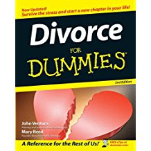 Divorce For Dummies (For Dummies (Lifestyles Paperback)