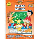 School Zone Cursive Writing Grades 3-4