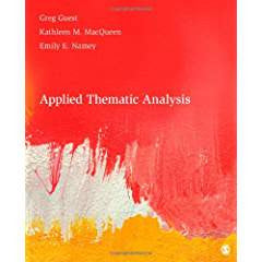 Applied Thematic Analysis