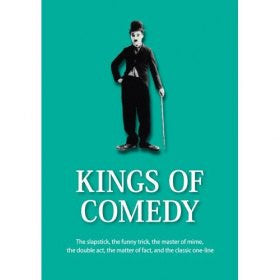 Kings of Comedy: The Slapstick, The Funny Trick, The Master of M