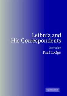 Leibniz and His Correspondents