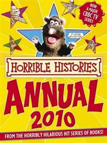 Horrible Histories Annual, 2010: 2010