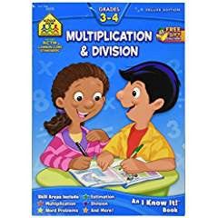 multiplication & division grade 3-4