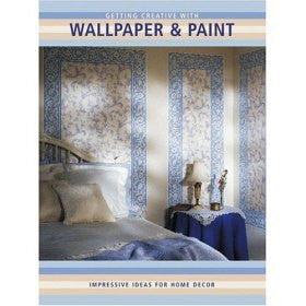 Getting Creative with Wallpaper & Paint